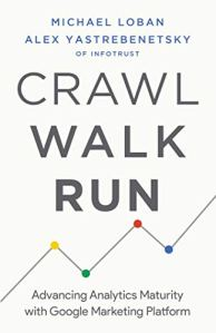 Book Cover: Crawl, Walk, Run