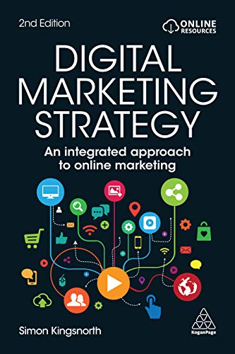 Book Cover: Digital Marketing Strategy