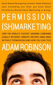 Book Cover: Permission (Sh)Marketing
