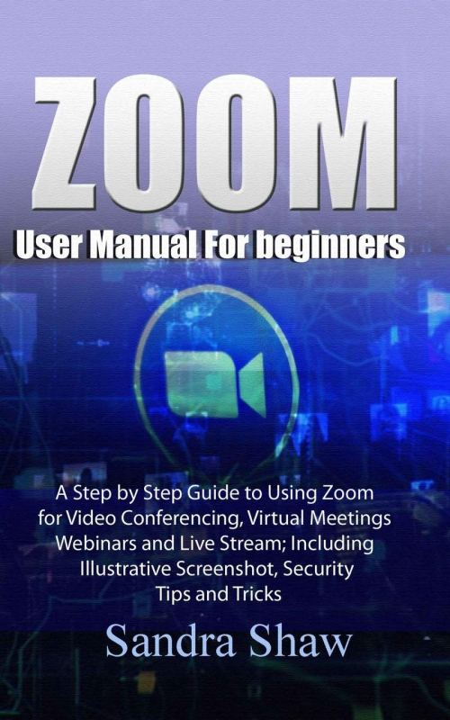 Book Cover: Zoom User Manual for Beginners