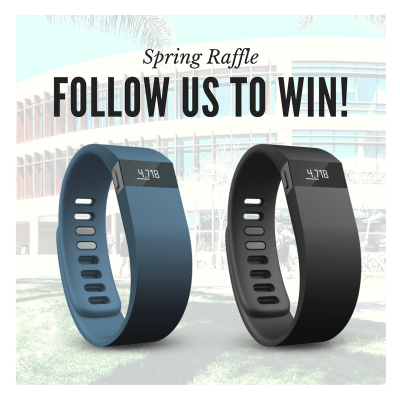 Follow us to win!