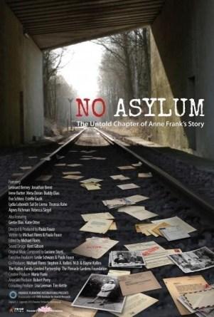 No asylum movie cover