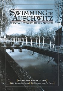 Swimming In Auschwitz cover