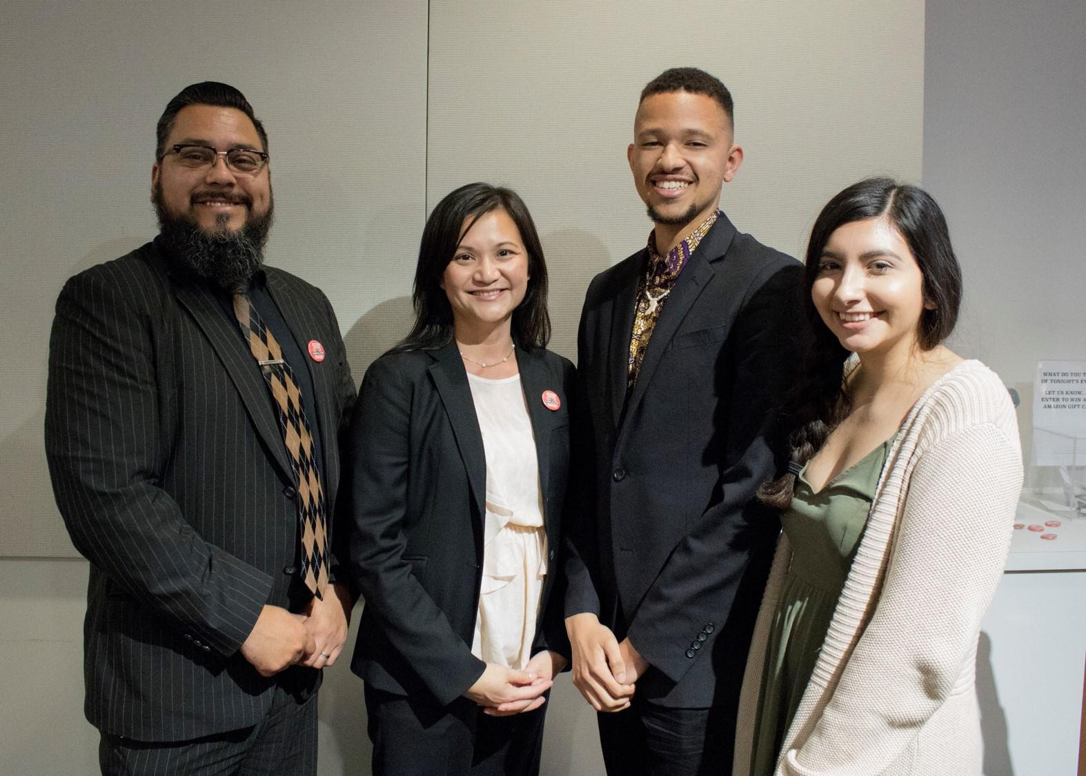 LMU Speaks 2019 storytellers