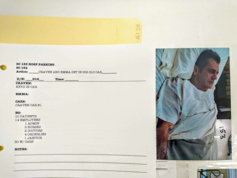 pictures of man in bed with scene items list