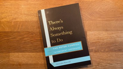 There's always something to do | Christopher Russo