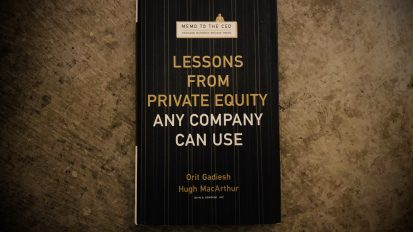 Lessons from Private Equity | MacArthur & Gadiesh