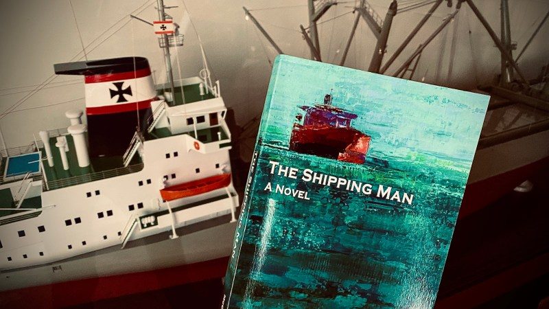 Interview with The Shipping Man Author Matthew McCleery