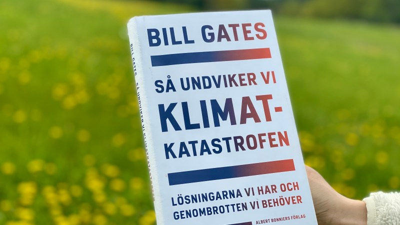 How to avoid a climate disaster | Bill Gates
