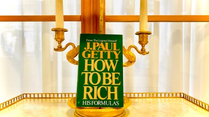 How to be rich | J. Paul Getty