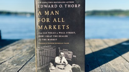 A Man For All Markets | Edward Thorp