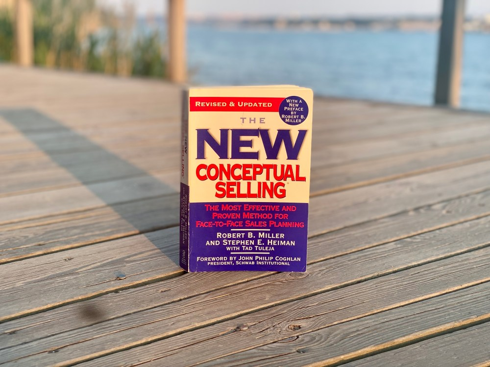 The New Conceptual Selling | Miller and Heiman