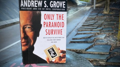 Only the Paranoid Survive | Andrew S. Grove