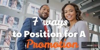 promotion job