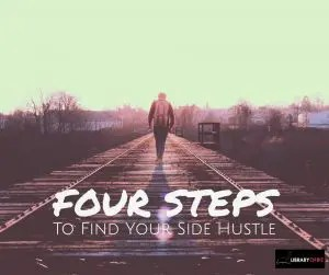 We have posted about the four steps that helped us find our side hustles!