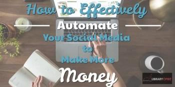 automate social media posts