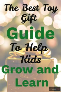 Check out the best toys to give for Christmas this year that will help your child grow and learn. #education #grow #learn