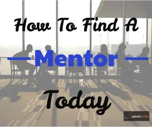 Our #guide will help you on your #search or a mentor. It can #help you find a #mentor #today!