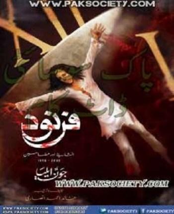 Farnood Urdu Book by Jaun Elia Free Pdf