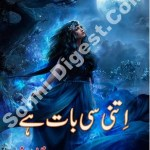 Itni Si Baat Hai Novel By Faryal Khan Pdf Download Free