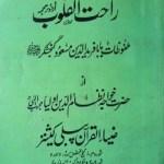 Rahat Ul Quloob By Hazrat Nizam Ud Din Auliya Pdf