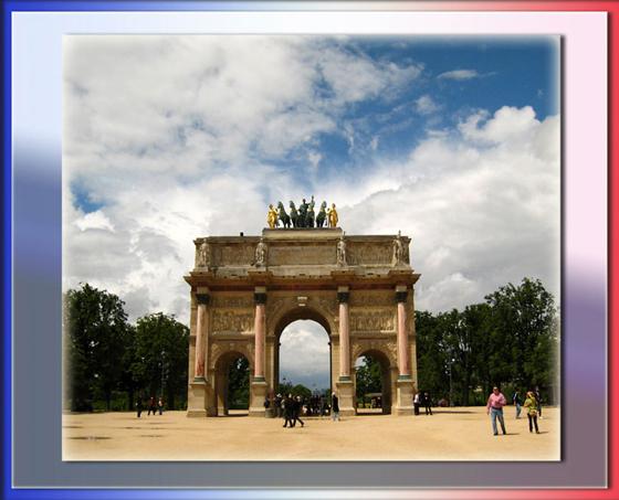 Arc triomphe