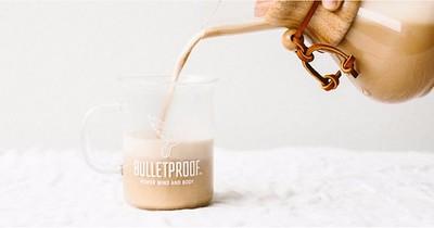 café gras , Bulletproof coffee