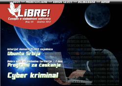 LiBRE! Broj 03 - Naslovna strana