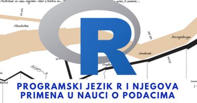Programski jezik R i njegova primena u nauci o podacima (1. deo)