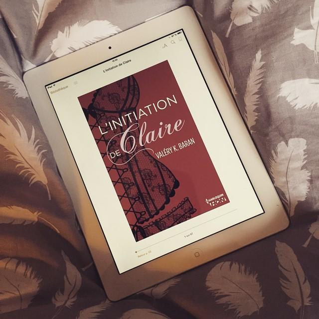 L'initiation de Claire, de Valéry K. Baran