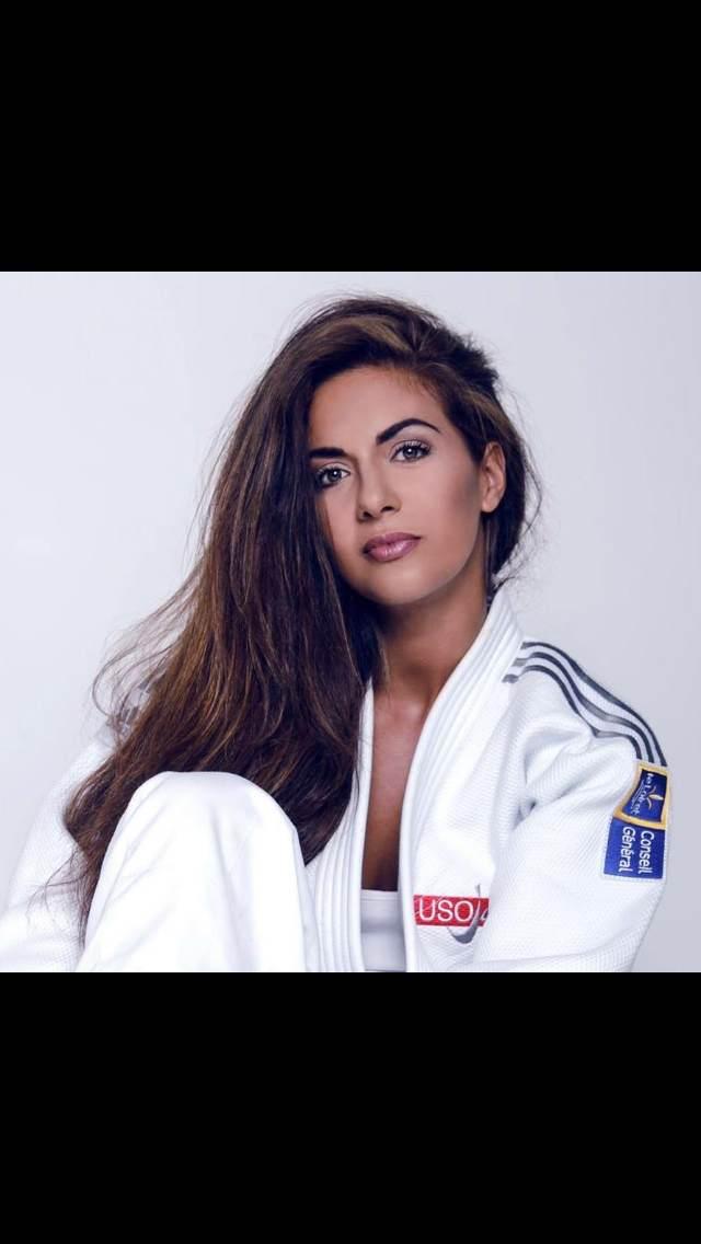 Myriam Rahali du sport de haut niveau au stylisme