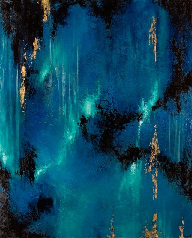 Laetitia Guillon artiste peintre