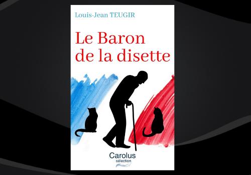 Louis-Jean Teugir publie un roman