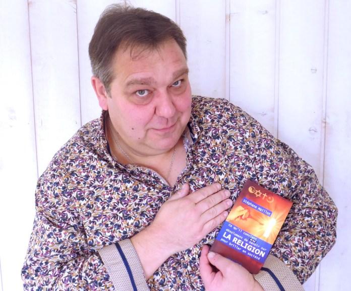 Stéphane Maillot artiste humoriste