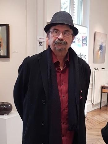 Le poète Richard Taillefer