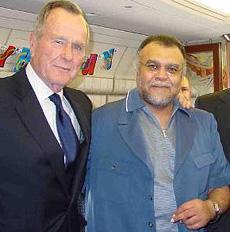 Bush e Bandar
