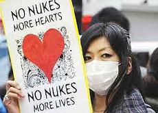 nucleare proteste