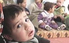 Siria bambini