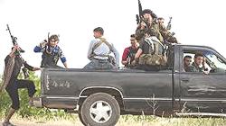 Si ripete in Siria l'identico copione libico
