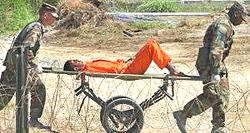 Guantanamo, torture