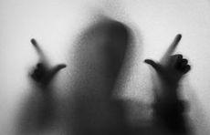 Uomo-ombra