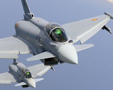 Eurofighter Typhoon, vendite record di Finmeccanica