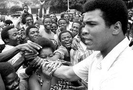 Muhammad Alì a Kinshasa