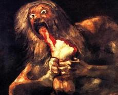Saturno Goya
