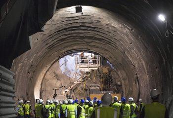 Il tunnel geognostico di Chiomonte