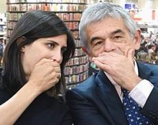 Salone del Libro di Torino, Chiara Appendino e Sergio Chiamparino