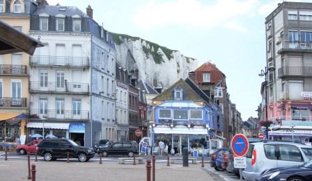 Le Tréport - Restaurants sur le port
