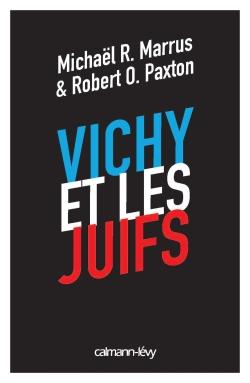 Couv Vichy et les juifs