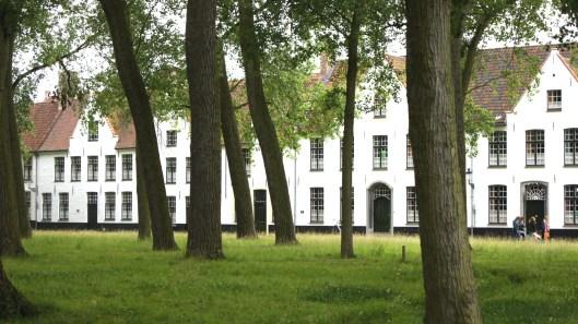 Bruges - le Béguinage