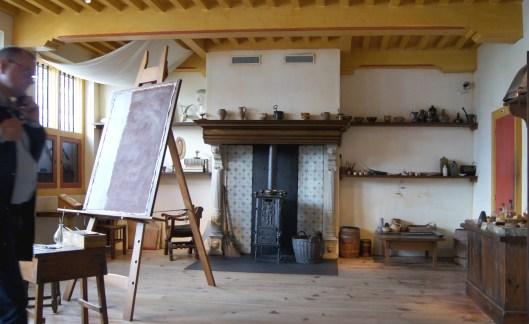 L'atelier de Rembrandt - Amsterdam